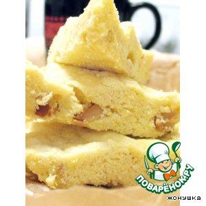 Рецепт: Очень быстрое масляное печенье