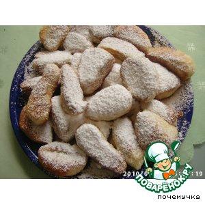Рецепт: Пирожки Пустышки