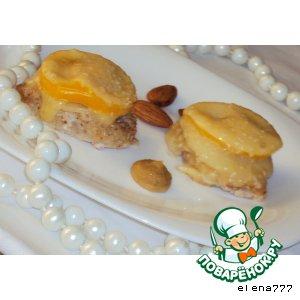Рецепт: Горячая закуска Бархатный блюз