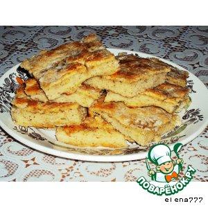 Рецепт: Картофельное печенье