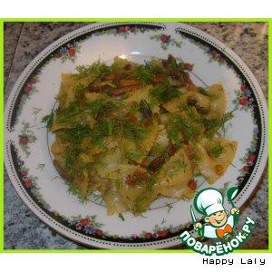 """Рецепт: """"Бантики"""" от Laly"""