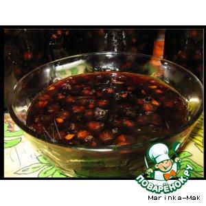 Рецепт: Виноградное варенье