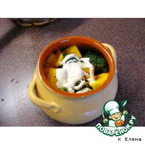 Рецепт: Каротиновое рагу
