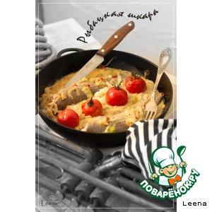Рецепт: Рыбацкая шкара Шаланды, полные кефали
