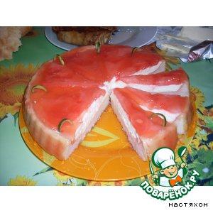 Арбузный тортик