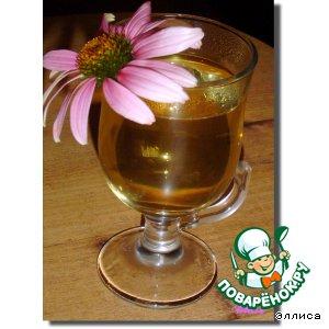 Рецепт: Мятный напиток с эхинацеей
