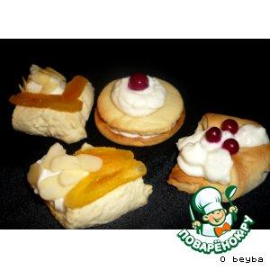 Пирожное До встречи!