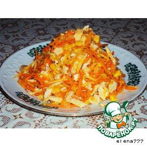 """Салат """"Винтаж"""" – кулинарный рецепт"""