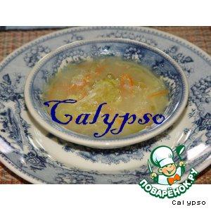 Рецепт: Суп-жюльен