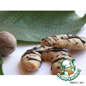 Ореховое печенье Наслаждение
