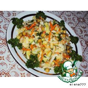 Рецепт: Салат Грация
