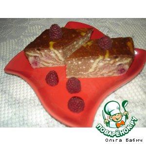 Рецепт: Десерт Творожный рай