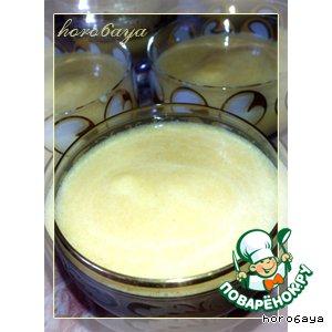 Рецепт: Персиковый самбук