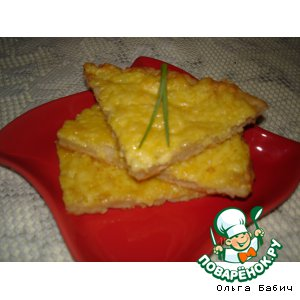 Рецепт: Пирог Ленивец