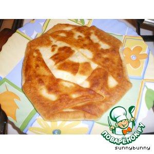 Рецепт: Хачапури по-молдавски