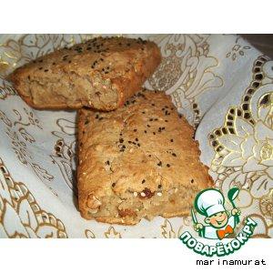 Рецепт: Ирландский овсяный хлеб
