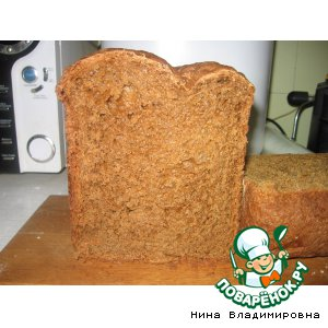 "Рецепт: Хлеб  ""Угадай"""