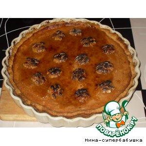 Рецепт Американский тыквенный пирог