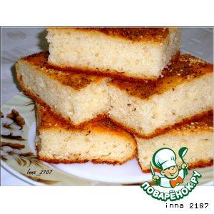 Рецепт: Платт-пирог