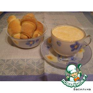 Рецепт: Топленое молоко