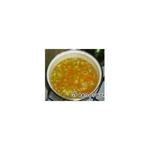 Рецепт: Мулигатони (куриный суп со специями)