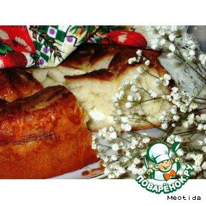 Рецепт: Болгарский пирог Тутманик