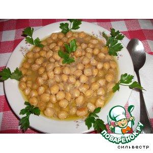 Рецепт: Нут, как его готовят на греческом острове Сифнос