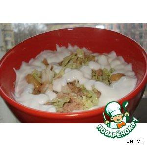 Рецепт: Салат из тунца