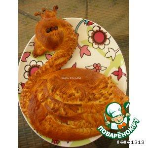 Рецепт: Фигурные пироги-2