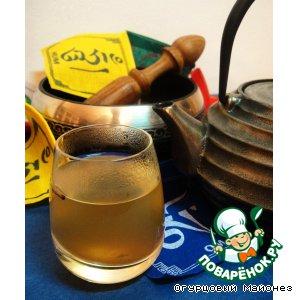 Рецепт: Тибетский чай Тензин