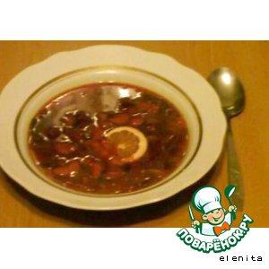 Рецепт: Суп от Елены