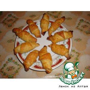 Рецепт: Печенье Гости на пороге
