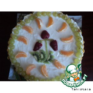 Торт Хрустяшка