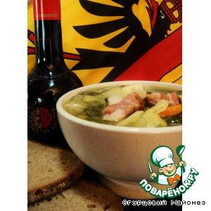 Рецепт: Овощной суп «1602 »