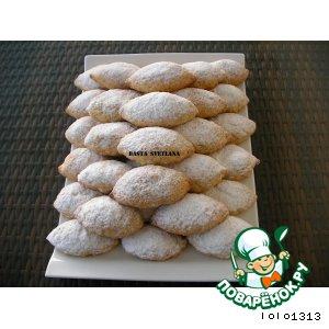 Рецепт: Постное греческое печенье