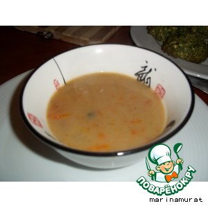 Рецепт: Турецкий рыбный суп