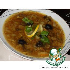 Рецепт: Суп Воспапур