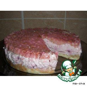 """Рецепт: Торт """"Смородинка"""""""