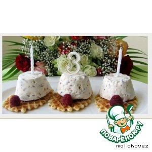 Десерт Раз, два, три!