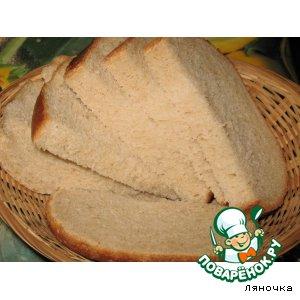 Рецепт: Хлеб пшенично-ржаной