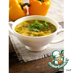 Рецепт: Суп из семги