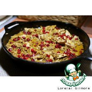 Рецепт: Лобио-Сациви