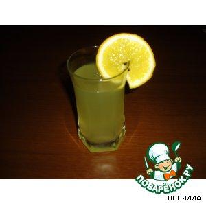 Рецепт Напиток из апельсиновых корок