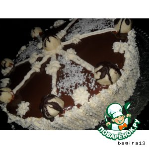 Торт Метеорит- 2