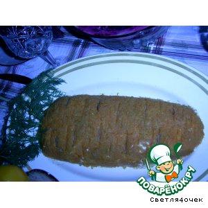 Рецепт: Салат «Морковка»