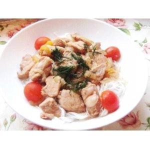 Рецепт: Свинина в китайскoм стиле