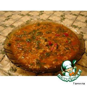Рецепт: Суп Колдовской