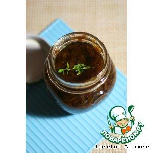 Рецепт: Луковый мармелад