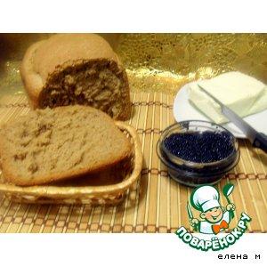 Рецепт: Ржано-пшеничный хлеб