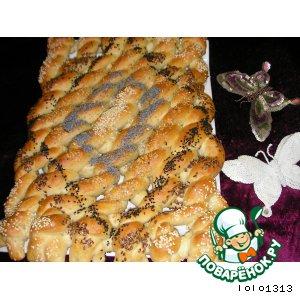 Рецепт: Персидский ковeр